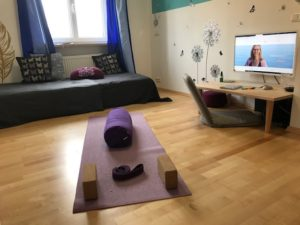 Yogazimmer Franziska Schuster