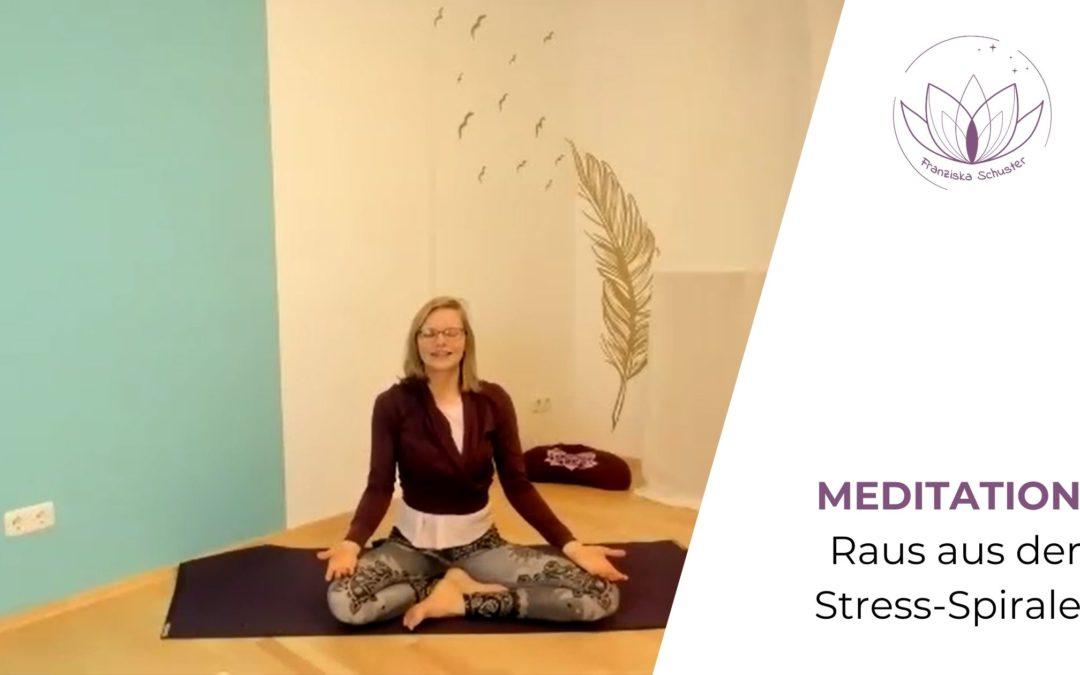 Meditation – emotionale Achterbahn